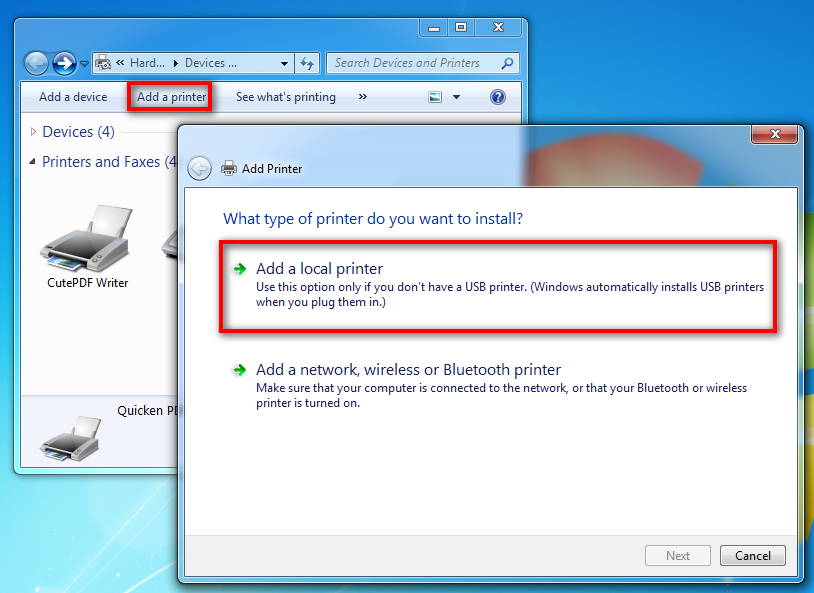 How to connect to your Netgear WGPS606 print server on